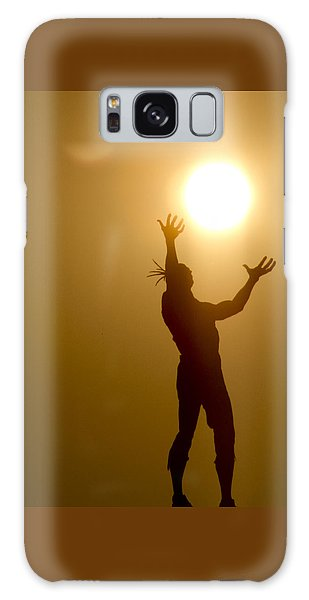 Raising The Sun Galaxy Case
