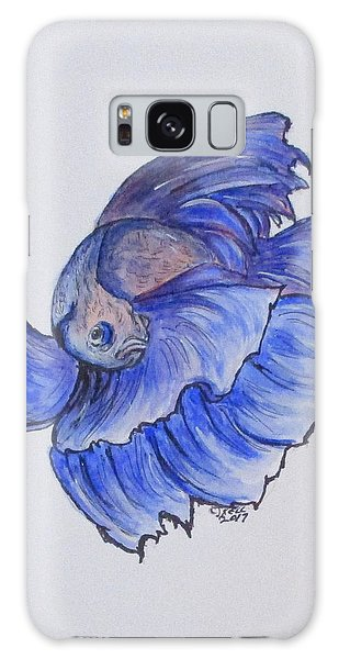 Ralphi, Betta Fish Galaxy Case