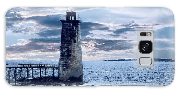 Ram Island Head Lighthouse.jpg Galaxy Case
