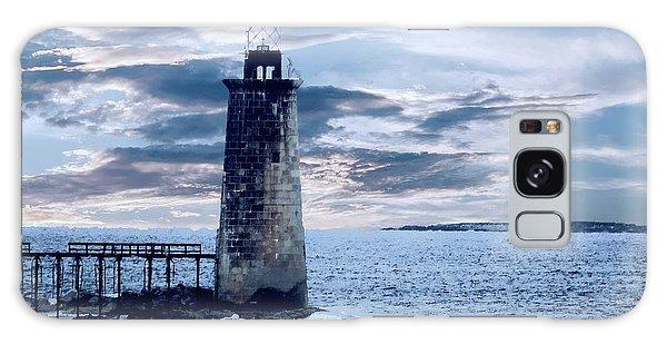 Ram Island Head Lighthouse.jpg Galaxy Case