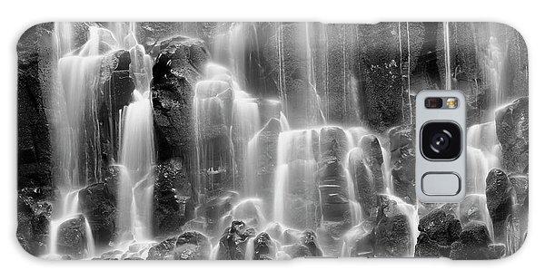 Ramona Falls Close-up Galaxy Case