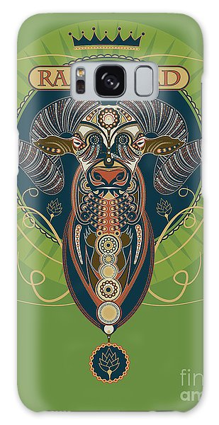 Rams Head Galaxy Case