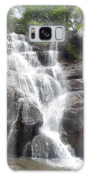 Ramsay Cascade Smoky Mountains National Park Galaxy Case