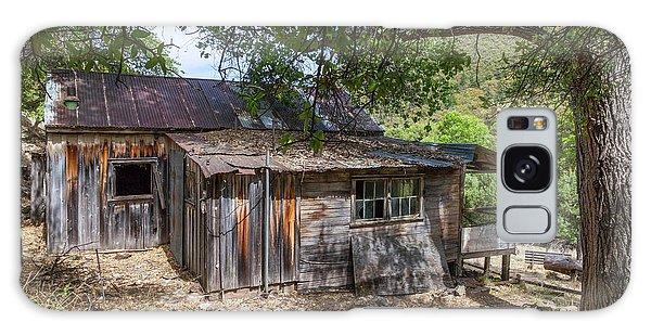 Ramsey Canyon Cabin Galaxy Case