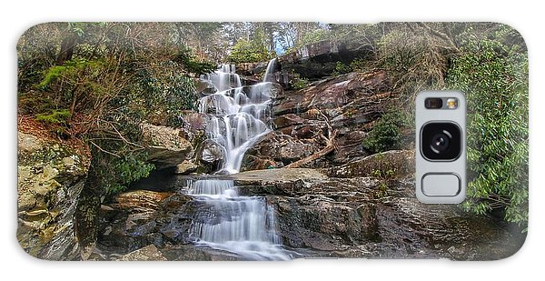 Ramsey Cascades - Tennessee Waterfall Galaxy Case
