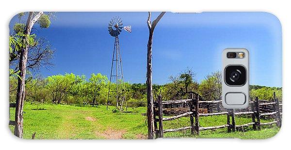 Ranch At Click Gap II Galaxy Case