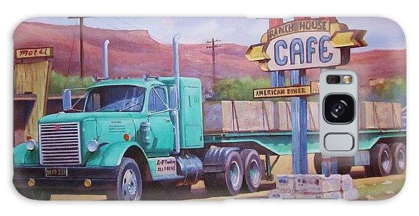 Ranch House Truckstop. Galaxy Case