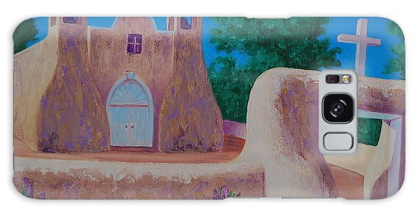 Rancho De Taos II Galaxy Case