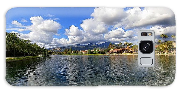 Rancho Santa Margarita Lake Galaxy Case