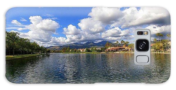 Rancho Santa Margarita Lake Galaxy Case