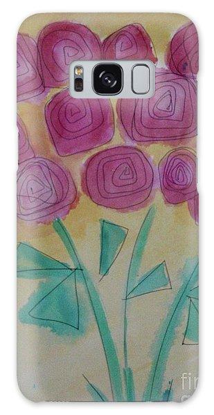 Randi's Roses Galaxy Case