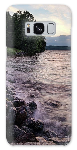 Rangeley Lake State Park In Rangeley Maine  -53215-53218 Galaxy Case