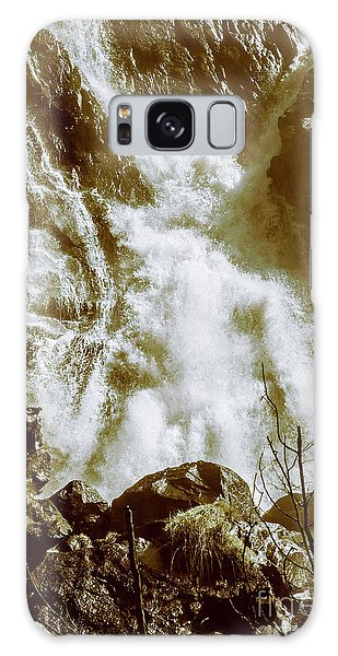No People Galaxy Case - Rapid River by Jorgo Photography - Wall Art Gallery