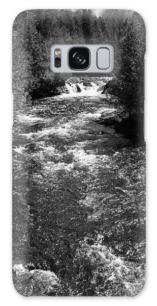 Houlton Galaxy Case - Rapids by William Tasker