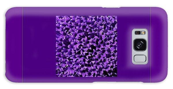 Rare Flower Galaxy Case by Marija Djedovic