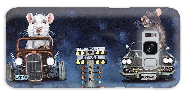 Rat Race Galaxy Case