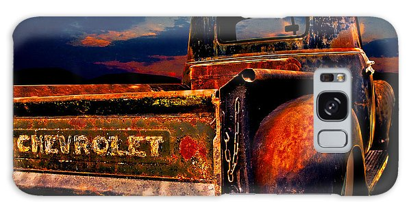 Rat Rod Chevy Truck Galaxy Case
