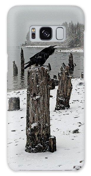 Raven Call Galaxy Case