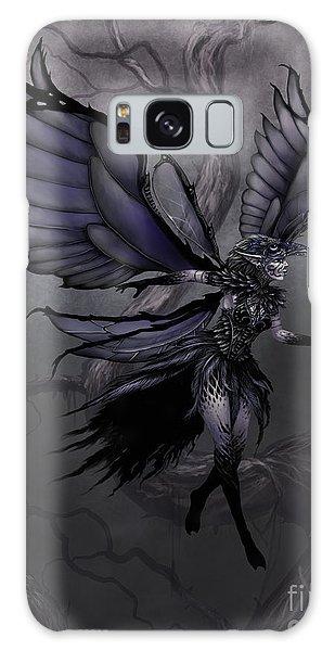 Raven Fairy Galaxy Case by Stanley Morrison
