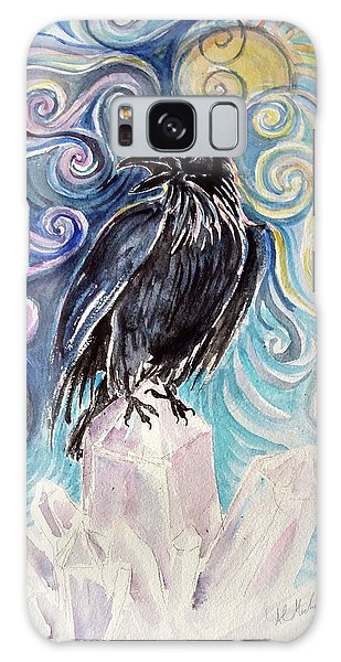 Raven Magic Galaxy Case