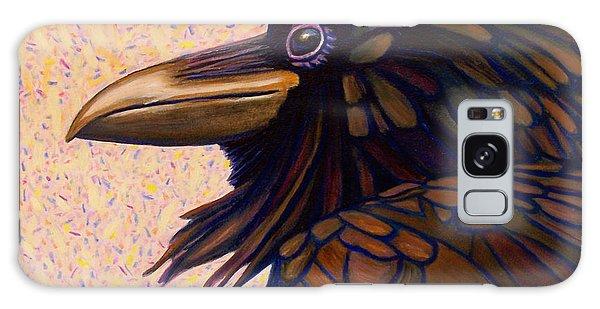 Raven Shaman Galaxy Case