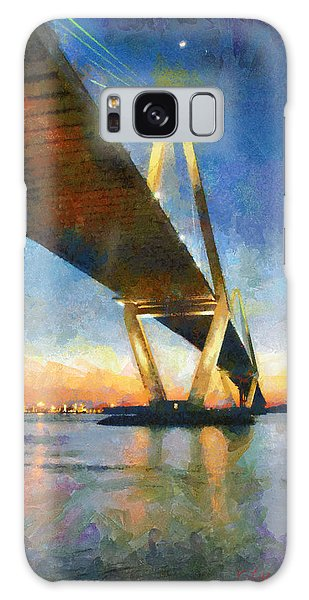 Ravenel Bridge Galaxy Case