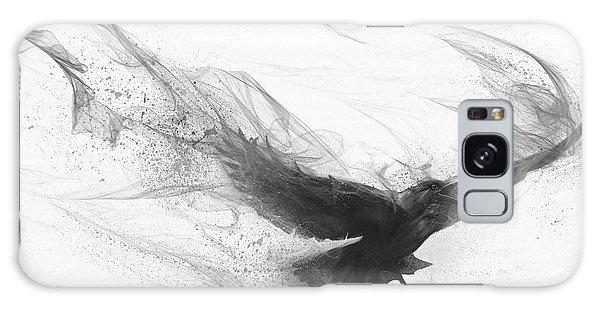 Raven's Flight Galaxy Case