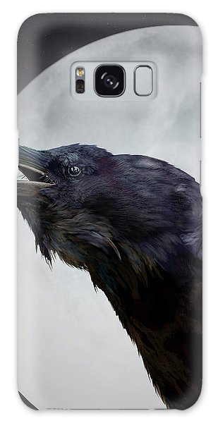 Ravensong Galaxy Case