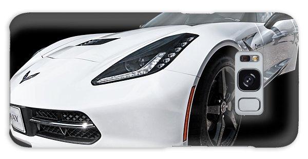 Ray Of Light - Corvette Stingray Galaxy Case
