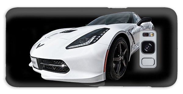 Ray Of Light - Corvette Stingray Galaxy Case