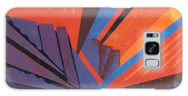 Rays Floor Cloth - Sold Galaxy Case
