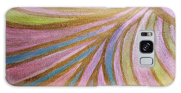 Rays Of Hope Galaxy Case