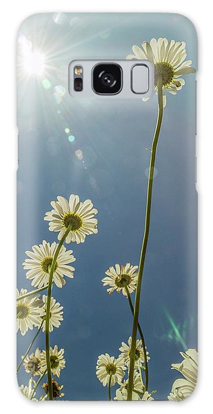 Reaching For The Sun Galaxy Case by Garry McMichael