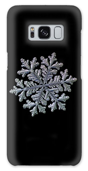 Real Snowflake - Hyperion Black Galaxy Case