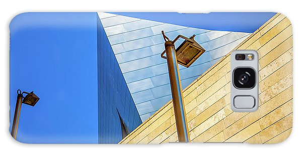 Walt Disney Concert Hall Galaxy Case - Reality Of Freedom by Az Jackson