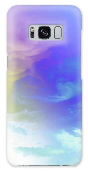 Realm Of Angels Galaxy Case