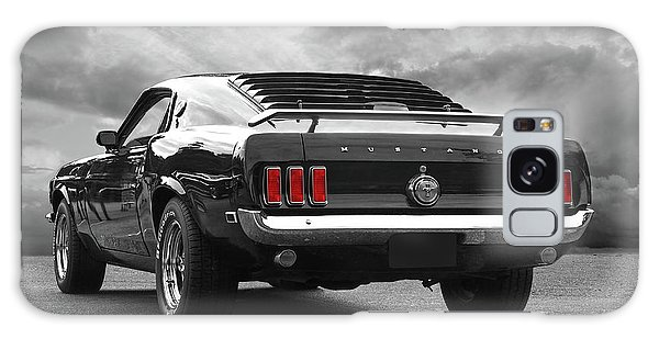 Rear Of The Year - '69 Mustang Galaxy Case by Gill Billington