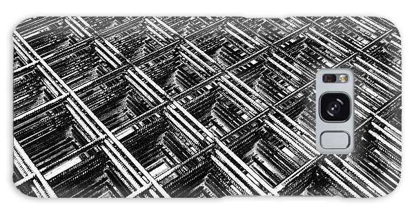 Rebar On Rebar - Industrial Abstract Galaxy Case