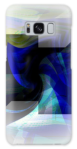 Transparency 2 Galaxy Case by Thibault Toussaint