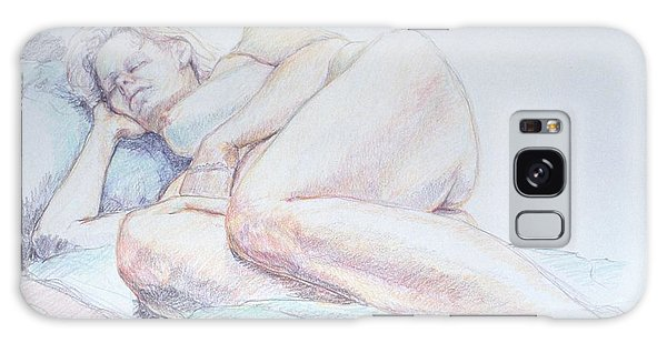 Reclining Study 2 Galaxy Case