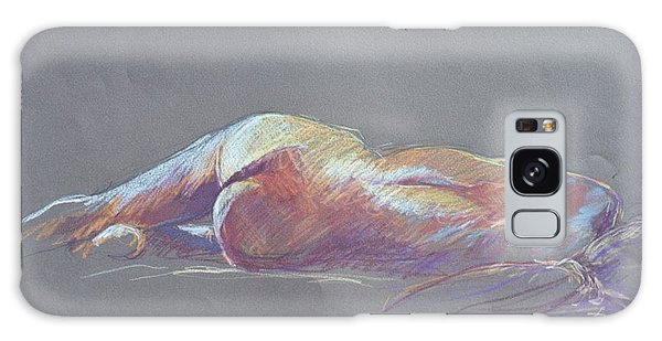 Reclining Study 5 Galaxy Case