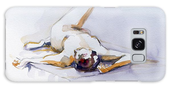 Reclining Study 6 Galaxy Case