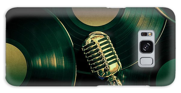 Rock Music Galaxy Case - Recording Studio Art by Jorgo Photography - Wall Art Gallery