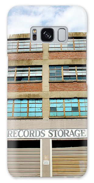 Record Galaxy Case - Records Storage- Nashville Photography By Linda Woods by Linda Woods