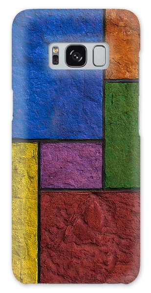 Rectangles Galaxy Case by Don Gradner