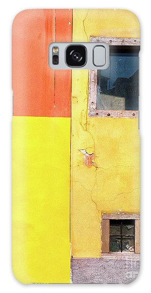 Galaxy Case featuring the photograph Rectangles by Silvia Ganora