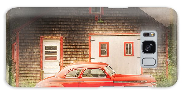 Red 41 Coupe Galaxy Case