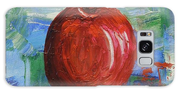 Red Apple Rhapsody-sold Galaxy Case