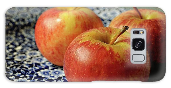 Red Apples Galaxy Case