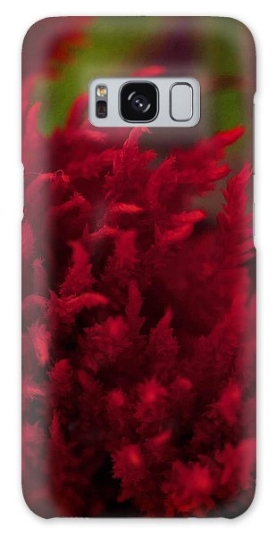 Red Beauty Galaxy Case by Cherie Duran